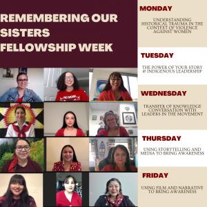ROS Fellowship Week