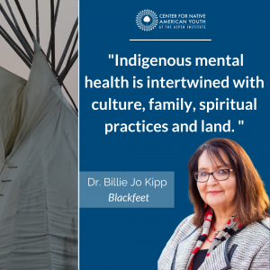 Open Letter to Native Youth: Indigenous Mental Health