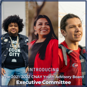 CNAY's Youth Advisory Board Announces 2021-2022 Executive Committee